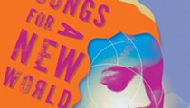 CFCArts opens 'Songs for a New World,' their first indoors show since the pandemic began