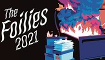 The Foilies 2021: Recognizing the year's worst in government transparency