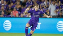 Orlando Brewing to sell new hibiscus and blueberry Pride lager to benefit Orlando City SC's charity org