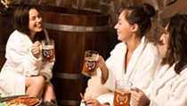 New Orlando spa on I-Drive promises a socially acceptable way to soak in beer