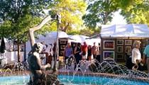 Winter Park Sidewalk Art Festival returns in May