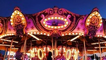 Hamlin Fair carousels into Winter Garden on April 23