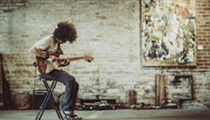 Orlando free-jazzer Syoma Klochko drops guitar/accordion improv album