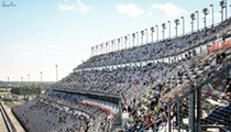 Daytona International Speedway says August's Coke Zero Sugar 400 will be at full capacity