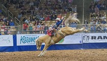 The Silver Spurs Rodeo returns to Kissimmee this weekend