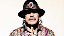 Legendary guitarist Santana to share musical 'Blessings' with Orlando this fall