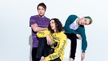 Waterparks are coming to Orlando's Park Ave. CDs for exclusive in-store