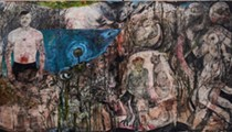 Orlando artist and UCF professor Robert Rivers takes home this year's top honors in OMA's 'Florida Prize' exhibition