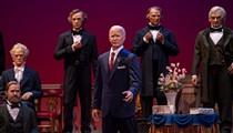 Walt Disney World shares Joe Biden robot set for Hall of Presidents