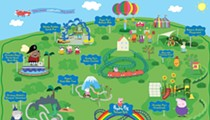 Legoland shares first look at Peppa Pig Theme Park