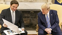 Florida Gov. Ron DeSantis is cooking the books on our COVID numbers