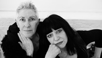 Punk priestess Lydia Lunch appeared at Enzian Theater to spew venom in service of art, poetry, and waking you the fuck up