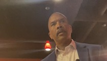 Video shows Orlando Fire Chief Benjamin Barksdale fighting restaurant-owning family in North Carolina, per report