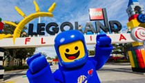 Though it's frequently forgotten, Legoland is Central Florida's most-improved theme park
