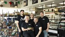 Stasio's Italian Deli owners opening pizza frita restaurant in Milk District