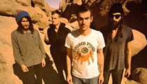 All Them Witches to cast musical spells at the Abbey on Halloween week