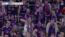 Watch these Orlando City fans sing 'Move B*tch' to NYCFC defender