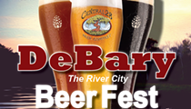 Win tickets to the DeBary Craft Beer Festival
