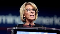 Betsy DeVos is visiting Valencia College on Friday