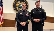 Former Orlando City goalie Talmon 'Tally' Hall is now a cop