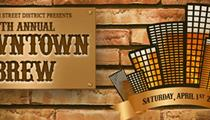 Win tickets to Downtown Brew