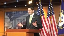 Paul Ryan's no good very bad day