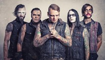 Industrial metal band Combichrist to play the Haven Lounge tonight