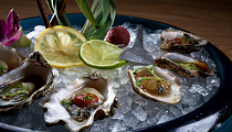 Six spots to slurp bivalves on National Oyster Day this Friday