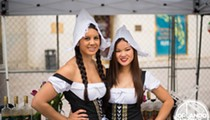 Drink your way around the world without leaving Wall St. Plaza this weekend