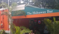 Search the Hideaway for hidden treasure during their annual Easter Bud Hunt