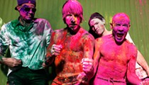 Red Hot Chili Peppers steer 'The Getaway' into the Amway Center this week