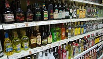 It's now up to Gov. Rick Scott if liquor will be sold in Florida grocery stores