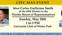 CFFC Event: Rep. Carlos Smith