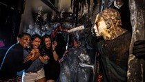 'Evil Dead' and 'The Shining' rumored for Universal's Halloween Horror Nights