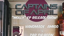 Captains Of April, Zap Dragon, Handmade Amigo