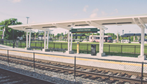 You can now take the SunRail directly to the Central Florida Zoo, sort of