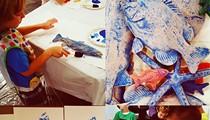 Gyotaku Workshop for Kids