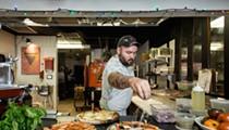 Bruno Zacchini hopes locals see Pizza Bruno as a true taste of Orlando