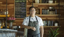 Sonny Nguyen of Domu wants to 'go against the grain and take chances'