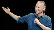 Bill Maher brings his politically charged comedy to Dr. Phillips Center