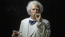 Actor Val Kilmer explains why playing Mark Twain is such 'a bitch'