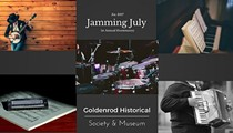 Jamming July