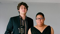 Baker-Barganier Duo anchors night of experimental art at Guava Tree Gallery