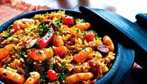 Paella and beer make the perfect pair at Deadly Sins Brewing