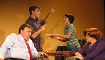 Theater review: 'Daddy Issues' at Parliament House