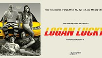 Win a pass to see Logan Lucky at participating theatres