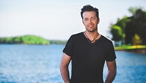 Country star and Animal Planet host Lucas Hoge to play Daytona next week