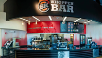 Burger King Whopper Bar at CityWalk finally gets the review it deserves