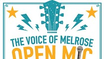 Open Mic: The Voice of Melrose