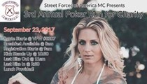 Street Forces of America MC Charity Poker Run